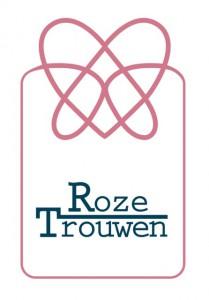 logo Roze Trouwen